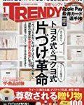 【トヨタ式&コクヨ式 片づけ革命】日経トレンディ1月号の特集にくぎ付け。