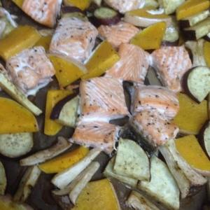 コストコの天然生秋鮭を美味しく簡単に味わう