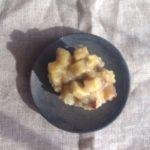 【鬼まんじゅう】ほっこり美味しいさつまいものおやつ作りました。