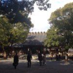 来年はさらに運気アップ!熱田神宮へ【年末詣】に行ってきました。