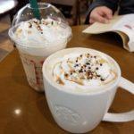 【スターバックス】赤or緑のアイテム&「MERRY COFFEE」で1サイズアップ!